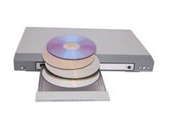 odtwarzac dvd Fotografia Stock