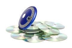 odtwarzacz CD Zdjęcia Royalty Free