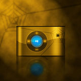 odtwarzacz mp3 spiderpod Fotografia Stock