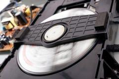 odtwarzacza CD wyposażenie Zdjęcia Royalty Free