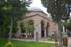 Odun pazari mosque. Old mosque eskisehir Royalty Free Stock Photos