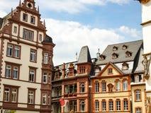 Odważniaka miasto na Moselle obrazy royalty free