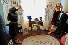 Odwiedzać sławnego Latimer dom Fotografia Stock