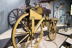 Odwiedzać Bloomfield nauki muzeum Jerozolima Obrazy Stock