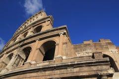 Odwiedza Colosseum Zdjęcia Royalty Free