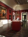 Odwiedzający łąki Muzealne zdjęcie royalty free