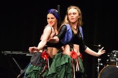 Odyssey Dancer royaltyfria foton