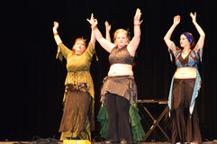 Odyssey World Dance royaltyfri fotografi