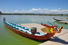 łodzi 11 dragon Zdjęcia Stock