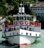 łodzi kontrpara Fotografia Royalty Free
