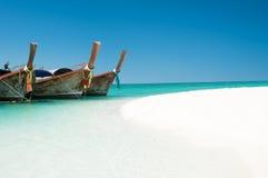 łodzi longtail Thailand Zdjęcia Stock
