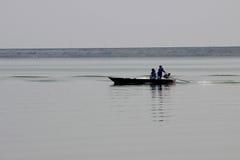Łodzi rybackiej thialand Zdjęcia Royalty Free