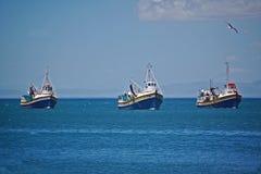 łodzi target672_1_ Zdjęcia Stock