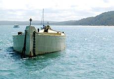 łodzi woda Fotografia Stock
