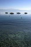łodzi wody Zdjęcie Stock