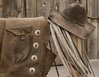 odzież western Zdjęcia Royalty Free