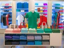 Odzieżowy sklep Fotografia Stock
