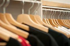 Odzieżowy sklep zdjęcie stock