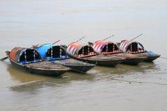 łodzie Zdjęcia Royalty Free