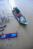 łodzie obraz royalty free