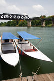 łodzie Zdjęcie Stock
