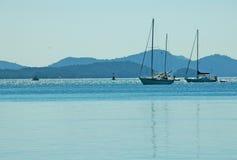 łodzie Zdjęcie Royalty Free