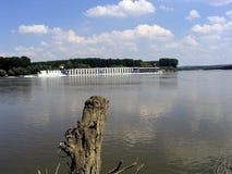 łodzie Danube obrazy royalty free