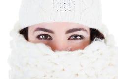 odzieżowa zima Zdjęcia Stock