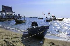 Łodzie rybackie Fotografia Royalty Free