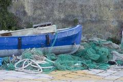 Łodzie rybackie zdjęcia stock
