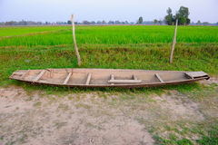 łodzie target2124_1_ Thailand Obraz Royalty Free