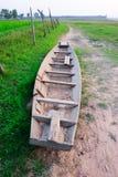 łodzie target4157_1_ Thailand Zdjęcie Royalty Free