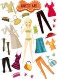 odziewa Fotografia Stock
