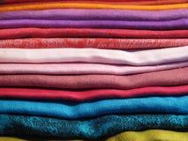 odziewa barwionego set Zdjęcia Stock