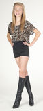 odziewa mody dziewczyny modelarski pracowniany nastoletniego Fotografia Royalty Free