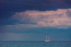 łodzik Zdjęcie Stock