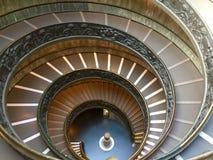 Łodzika schody Fotografia Royalty Free