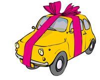 odznaczony samochód Fotografia Royalty Free