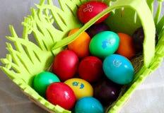 odznaczony Wielkanoc jaj Zdjęcie Stock