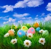 odznaczony Wielkanoc jaj fotografia stock
