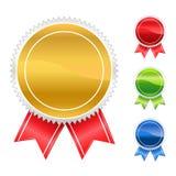 odznaka Obrazy Royalty Free