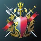 Odznaka Zdjęcie Royalty Free