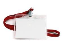 odznaka biznes Obraz Stock