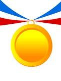 odznaka nagrody Obrazy Royalty Free