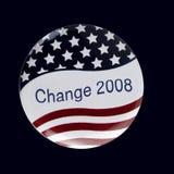 odznaki guzika patriotyczni wyborcy Zdjęcia Stock