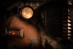 Odzysk dżonki Tytułowy samochód Zdjęcia Stock