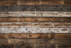 Odzyskujący Drewniany tło obrazy stock
