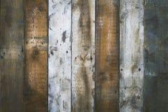 Odzyskujący Drewniany tło fotografia stock