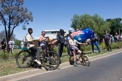 Odzyskuje Australia wiec - Melton Fotografia Stock