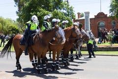 Odzyskuje Australia wiec - Melton Zdjęcie Royalty Free